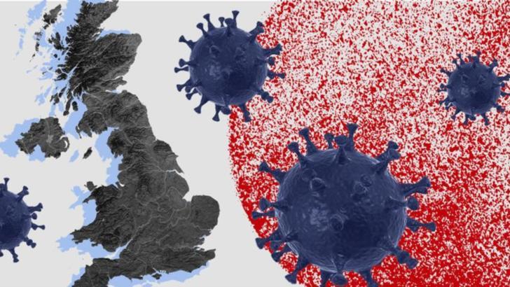 Epidemia de coronavirus în Regatul Unit al Marii Britanii
