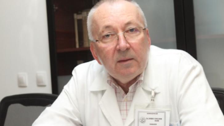 """Managerul Spitalului de Boli Infectioase """"Victor Babes"""" din Capitala, Emilian Imbri"""