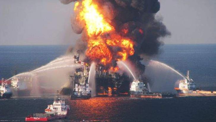 catastrofa ecologica Deepwater Horizon 2010