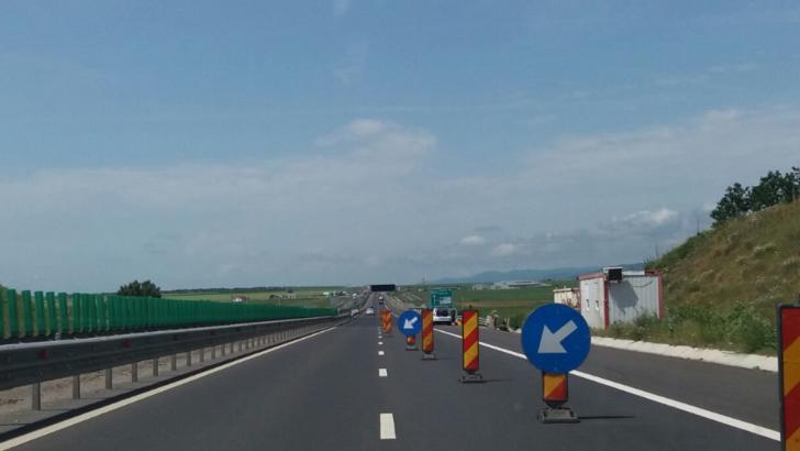 Trafic intens pe A2 București - Constanța, în acest weekend