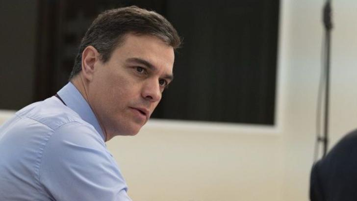 Pedro Sanchez, premierul Spaniei