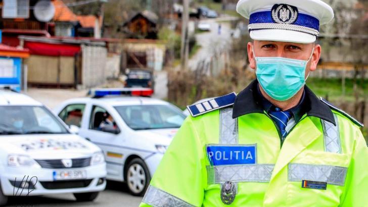 EUROPOL: 300 de angajați din Ministerul de Interne, infectați cu COVID-19 / Foto: Facebook Politia Romana