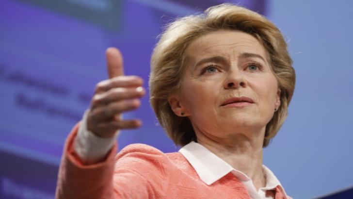 Ursula von der Leyen, președinte al Comisiei Europene