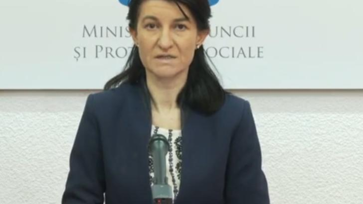 """Crește ȘOMAJUL în România! Violeta Alexandru: """"Vom sprijini angajatorii care reiau în activitate pe cei care nu mai au loc de muncă"""""""