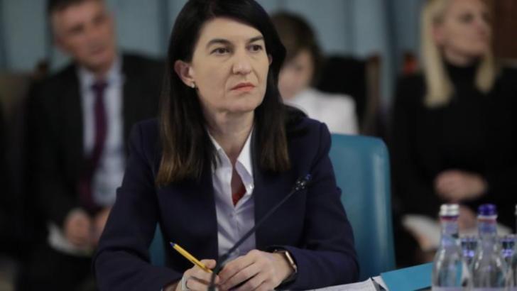 Violeta Alexandru, ministru al Muncii