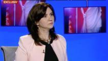 """Monica Anisie, la Realitate PLUS: """"Guvernul a aprobat un plan de achiziții de tablete în valoare de 150 de milioane de lei pentru copiii din mediile defavorizate"""""""