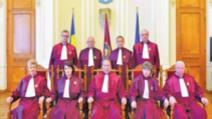 Judecătorii Curții Constituționale a României