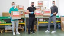 Good Days Therapy se alătură luptei împotriva Covid-19 cu o donaţie de 50.000 lei şi produse pentru medici şi pacienţi (P)