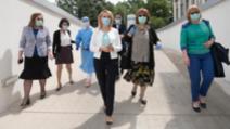 Primăria Capitalei a donat halate și mănuși medicilor de familie
