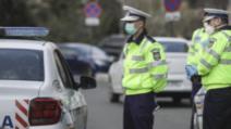 politisti in strada ARHIVA