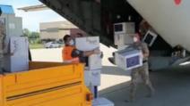 România ajută Spania cu măști de protecție