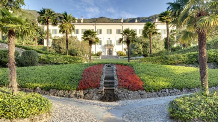 Trăiește La Dolce Vita în Villa Passalacqua, de pe malul Lacului Como