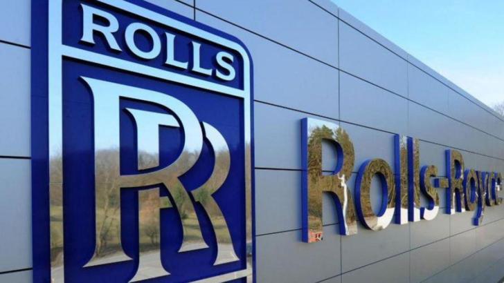Rolls-Royce concediază 9.000 de angajați