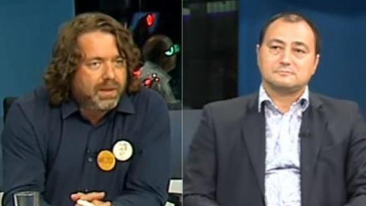 Începe procesul politicianului bătut în studio! Mirel Palada este acuzat de LOVIRI și alte violențe