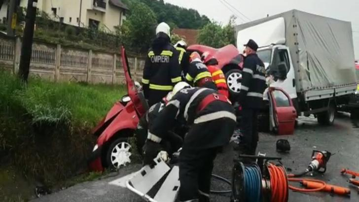 accident DN7 Arges