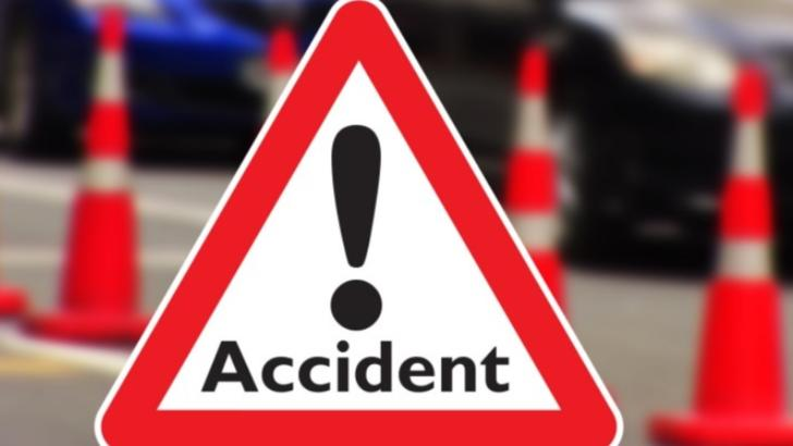 Accident CUMPLIT în Hunedoara soldat cu un mort și patru răniți