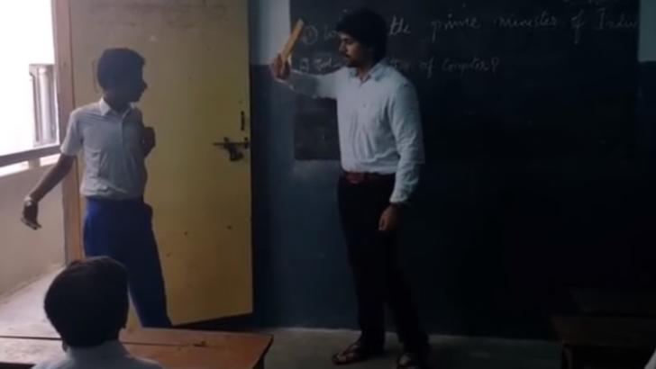 Profesorul l-a pedepsit crunt pentru că întârzia la ore. Într-o zi, i-a aflat secretul tulburător