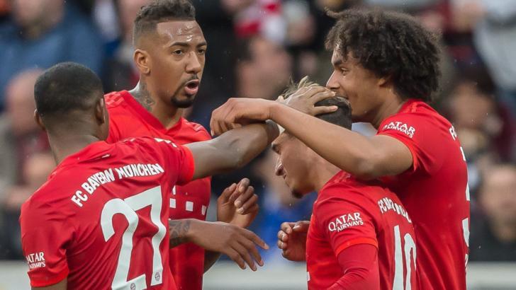 Bundesliga reia meciurile din 16 mai 2020 Foto: fullsports.info