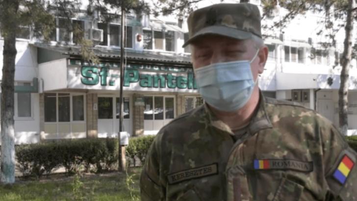 colonel sef de spital
