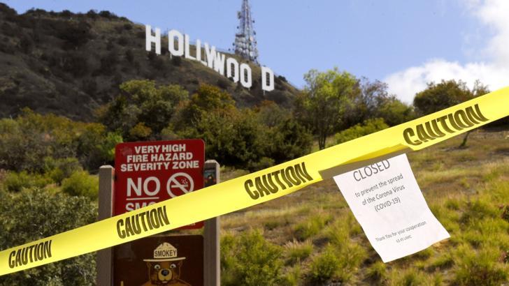 Redeschiderea producțiilor de la Hollywood în timp de pandemie COVID-19