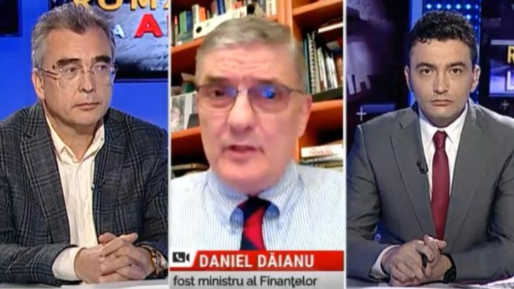 """Daniel Dăianu, președinte Consiliul Fiscal, """"România la apel"""""""