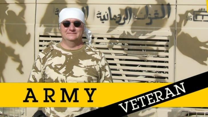 militar Irak Irlanda