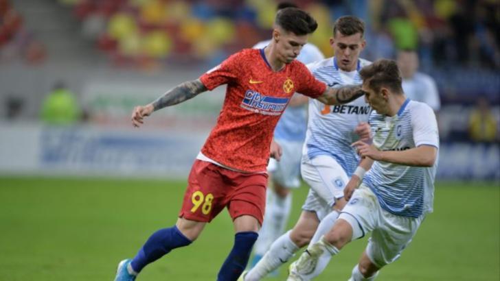 LIGA 1 | Oltenii au făcut un nou pas spre titlu! Universitatea Craiova - FCSB, 2-1