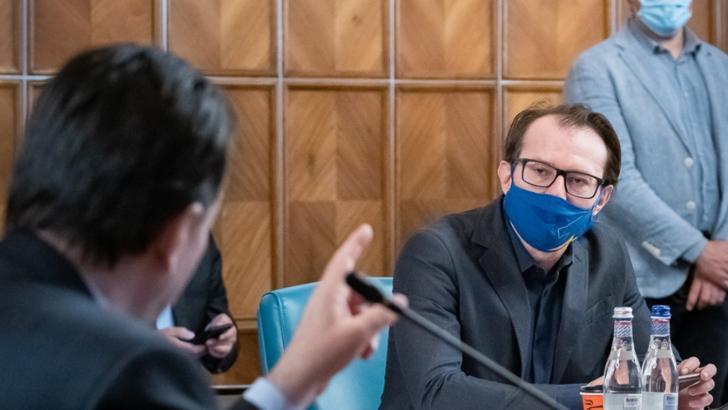 """Florin Cîțu: """"Planul european de recuperare economică trebuie pus în aplicare RAPID"""""""