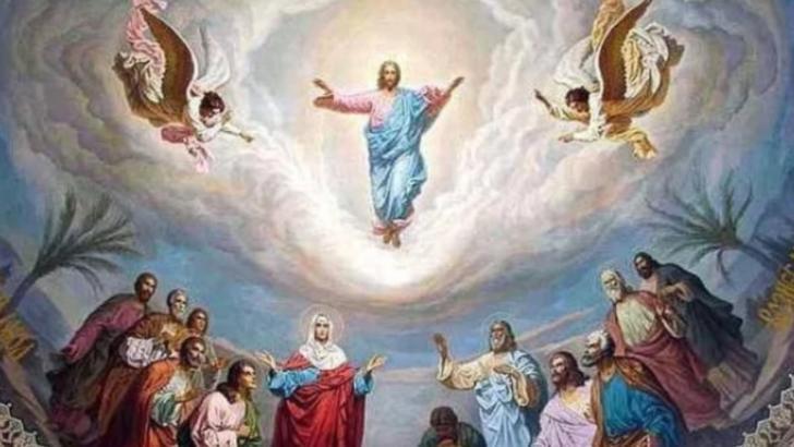 Sărbătoare mare astăzi: Înălțarea Domnului. Tradiții și obiceiuri de Înăltare