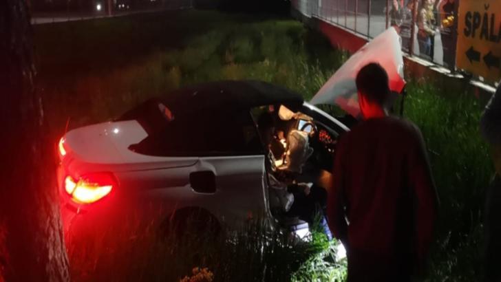 SUCEAVA: Accident rutier cu patru victime: doi bărbați, o femeie și o fetiță de șase ani