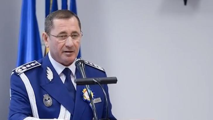 Șeful Poliției de Frontieră, Ioan Buda, a demisionat
