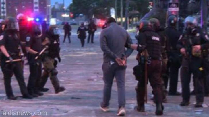 VIDEO - Jurnaliști agresați în timpul protestelor din SUA