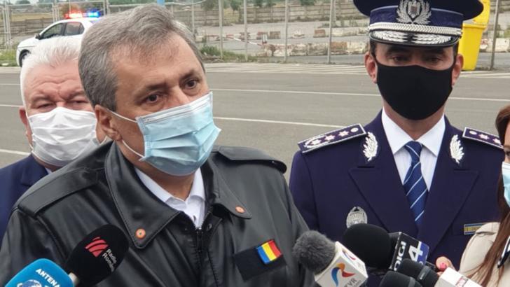 """Marcel Vela: """"Nepurtarea măştii este un caz care, în mod normal, trebuie sancţionat"""""""