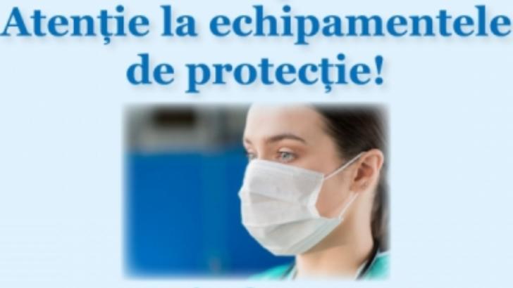 masti de protectie coronavirus Foto: InfoCons