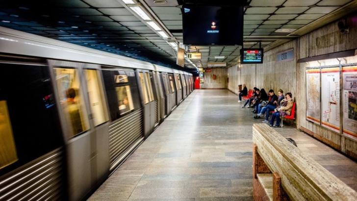 Inundatie la metrou