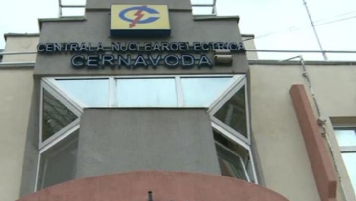 Centrala nuclearelectrica Cernavoda