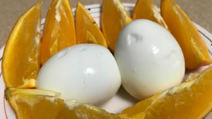 Cum să slăbești 14 kg în 15 zile, cu dieta cu portocale şi ouă