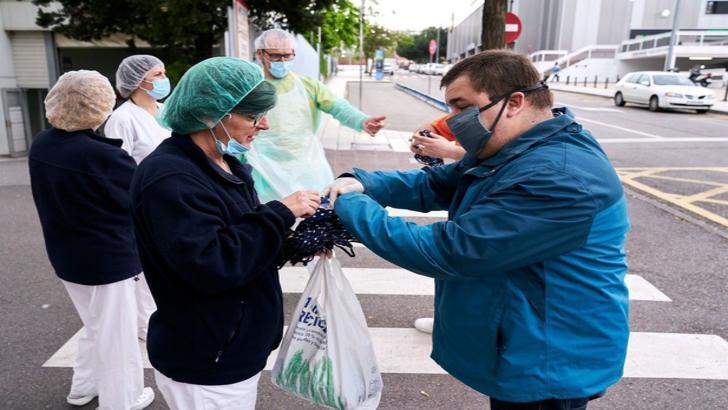 Spania impune, de luni, un test PCR negativ COVID-19 pentru călătorii care vin din România