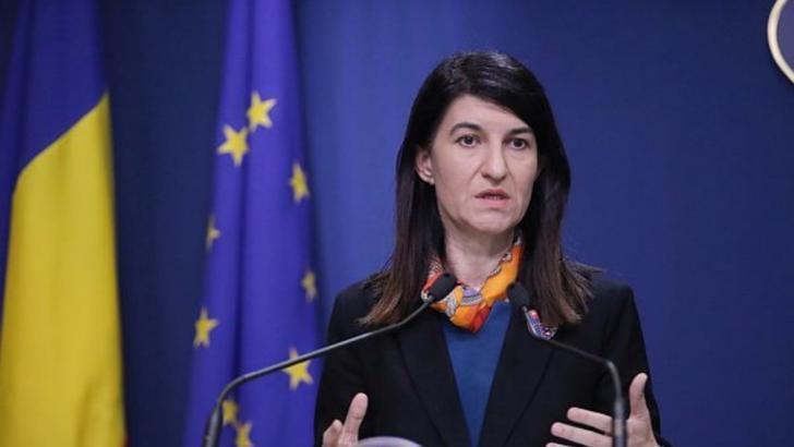 Violeta Alexandru, ministrul Muncii Foto: Facebook.com