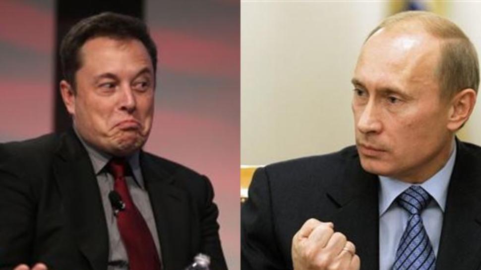 Moscova îl provoacă pe Elon Musk. Rusia va lansa 2 rachete și a luat în vizor Luna