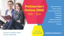 Admitere on-line la cea mai mare instituţie de învăţământ superior privat din România (P)