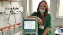 Cinci zile pentru a-i pune pe medici și pe nou-născuții prematur la adăpost