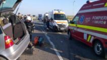 8 persoane, implicate într-un grav accident rutier, în jud. Sălaj / Foto: Arhivă