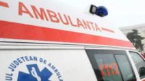Protest al ambulanțierilor în fața Parlamentului