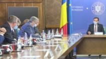 ședință Guvernul Orban