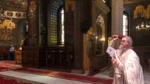 Biserica în timp de pandemie Foto: basilica.ro