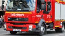 Pericol la un depozit de chimicale din Odorheiu Secuiesc. Polițiștii și jandarmii au izolat zona