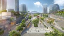 Proiect pentru România. Camera de Comerț și Industrie și compania IULIUS propun cea mai mare dezvoltare mixtă din Europa (P)