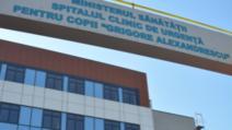 """Spitalul Clinic de Urgență pentru copii """"Grigore Alexandrescu"""""""