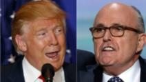 Donald Trump și Rudy Giuliani